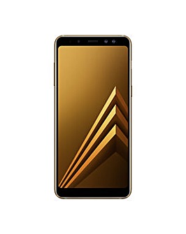 Samsung Galaxy A8 Mobile Phone Gold