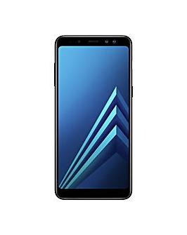 Samsung Galaxy A8 Mobile Phone Black