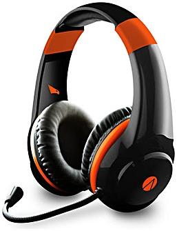 Stealth Raptor Gaming Headset  - Black