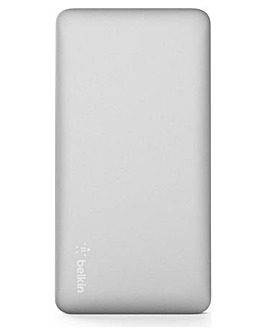 Belkin 5000mAh Power Bank  - Silver