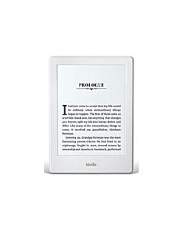 Kindle 2016 Wi-Fi Touch E-Reader - White
