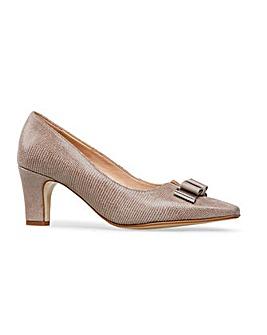 Van Dal Hart Court Shoes Wide EE Fit