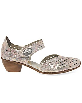 Rieker Illinois Womens Mary Jane Shoes