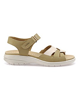 Hotter Madeline Touch Close Sandal