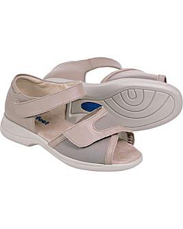 Cosyfeet Hop Extra Roomy (6E Width) Women's Sandals