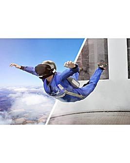 VR 4D Indoor Skydive
