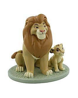 Disney Magical Moments Mufasa & Simba