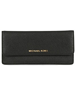 Michael Kors Leather Slim Wallet