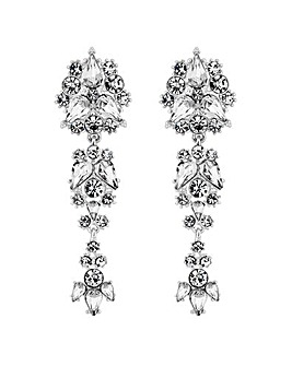 Lipsy Crystal Drop Earring