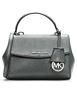 Michael Kors Saffiano Top Handle Satchel