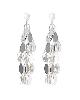 Mood Teardrop Shaker Earring