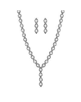 Jon Richard Pearl Jewellery Set