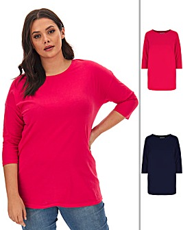 2 Pack of Long Sleeve Tops