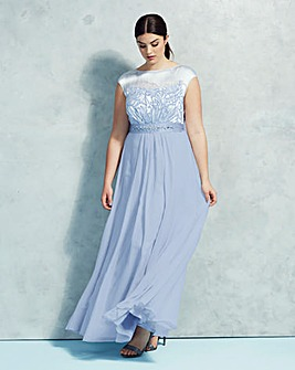 Coast Lori Loretto Maxi Dress