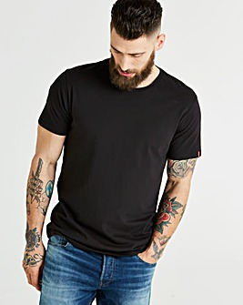 Levi's Pack Of Two Crew Tees