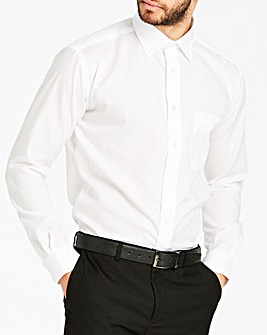 Paradigm White Long Sleeve Shirt