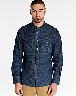 Fenchurch Turnover Dobby Shirt Regular