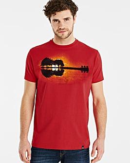Joe Browns Reflect Sunset T-Shirt Reg