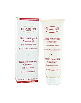 Clarins GF Dry Sensitive Cleanser