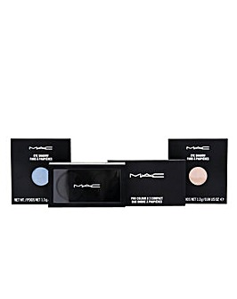 Mac Pro Colour X 2 Empty Compact  For Eye Shadow Pans plus 2 x Refills