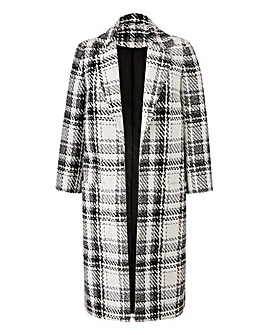 Joanna Hope Check Coat