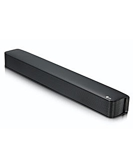 LG Sound Bar with Bluetooth Connectivity