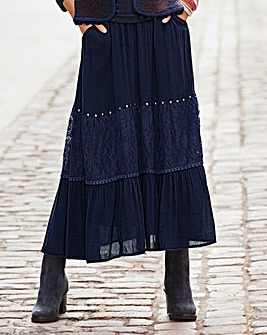 Together Maxi Skirt