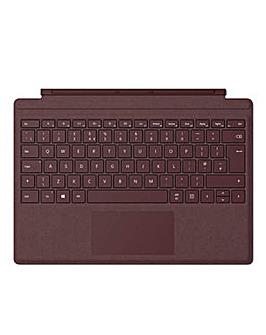 Burgundy Surface Pro Keyboard