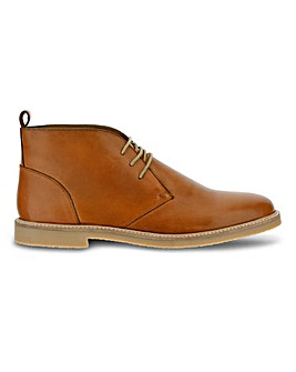 Leather Chukka Boot STD Fit
