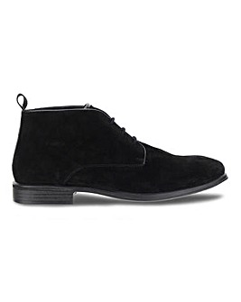 Jacamo with Soleform Suede Boot EW Fit.