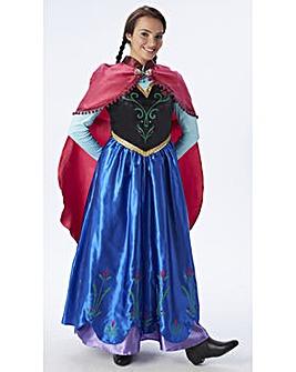 Disney Frozen Adult Anna Costume