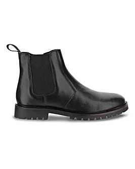 Chelsea Boot with Inside Zip EW Fit