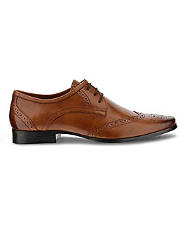 Parker Formal Brogue Extra Wide Fit