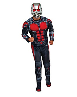 Adult Deluxe Antman Costume