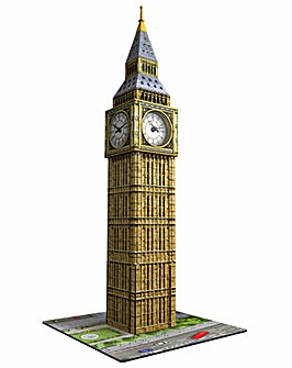 Big Ben with Clock 3D Puzzle 216 Pieces
