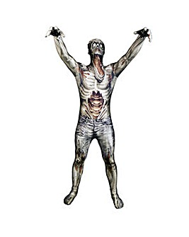 The Zombie Adult Unisex Morphsuit