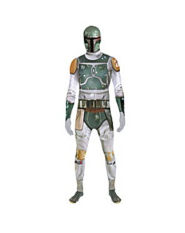 Star Wars Boba Fett Zapper Morphsuit