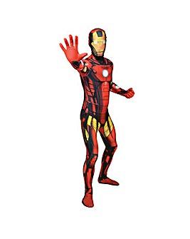 Iron Man Adult Unisex Morphsuit