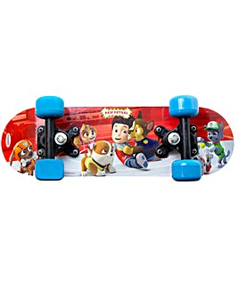 "Paw Patrol 17"" Wood Mini Skateboard"