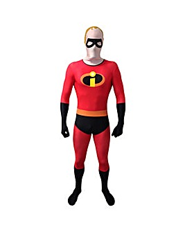 Mr Incredible Adult Unisex Morphsuit
