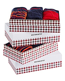 Ben Sherman Gift Boxed Trunks