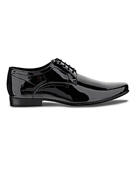 Patent Formal PU Dress Shoe EW Fit