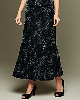 Devore Skirt