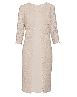 Gina Bacconi Mavis Lace Dress