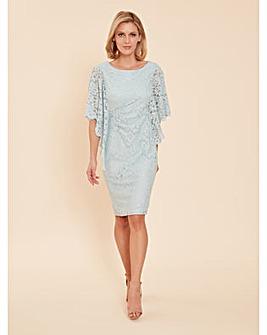 Gina Bacconi Satina Lace Dress