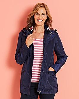 2 in 1 Showerproof Jacket With Detachable Fleece