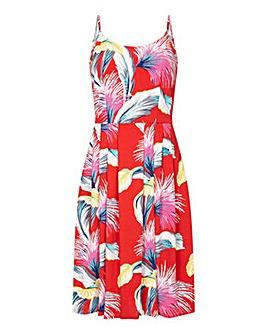 Yumi Curves Strap Summer Dress
