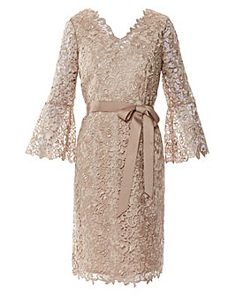 Gina Bacconi Indiana Lace Dress