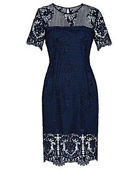Gina Bacconi Luzetta Lace Dress b2afe79e3