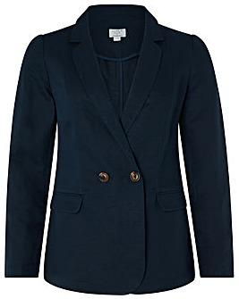 Monsoon Sarah Smart Linen Jacket